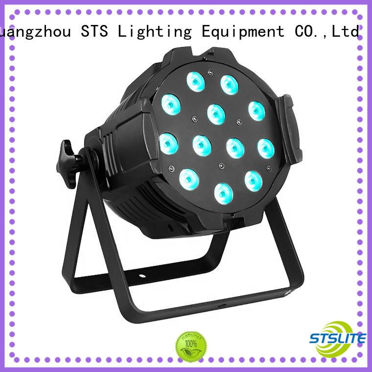 STSLITE 6in1 par led cob zoom effect for party