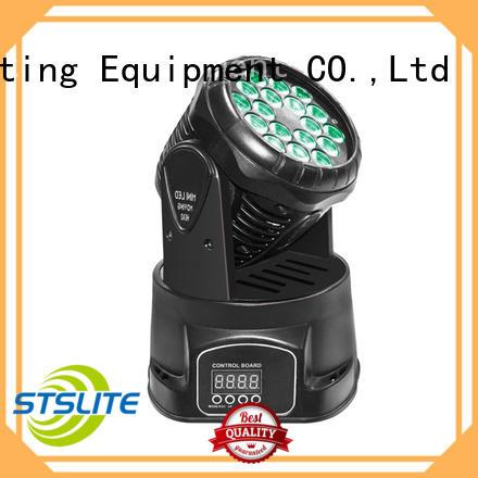 STSLITE electronic wash moving head light lighting for TV studio,