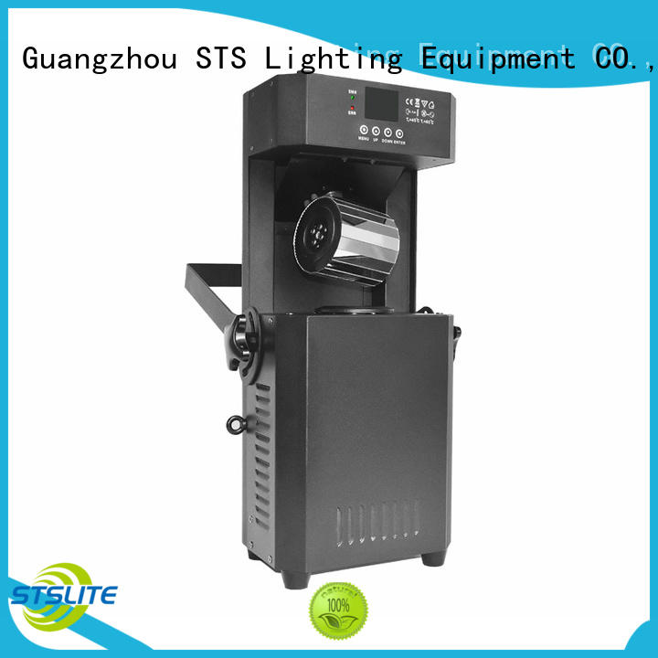 STSLITE gobo scanner light equipment for store