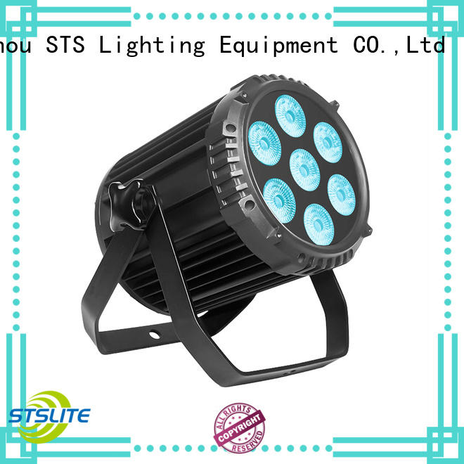 led par rgbw cold for events STSLITE