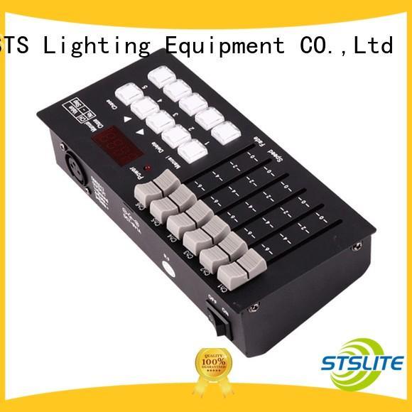 STSLITE signal best dmx lighting controller touch for splitter