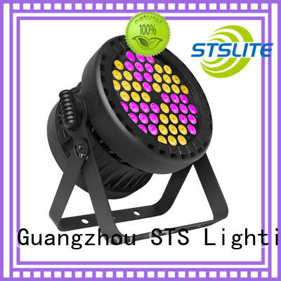 STSLITE compact size led par light setting zoom effect for outdoors