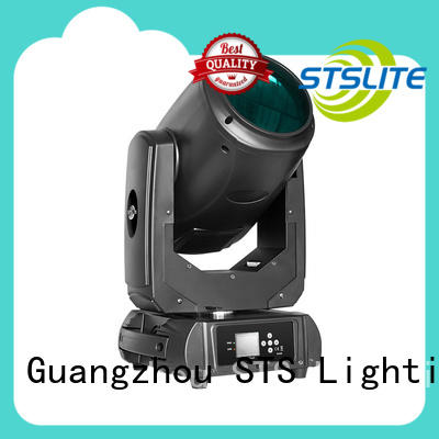 STSLITE rainbow beam spot moving head 75W LED for DJ