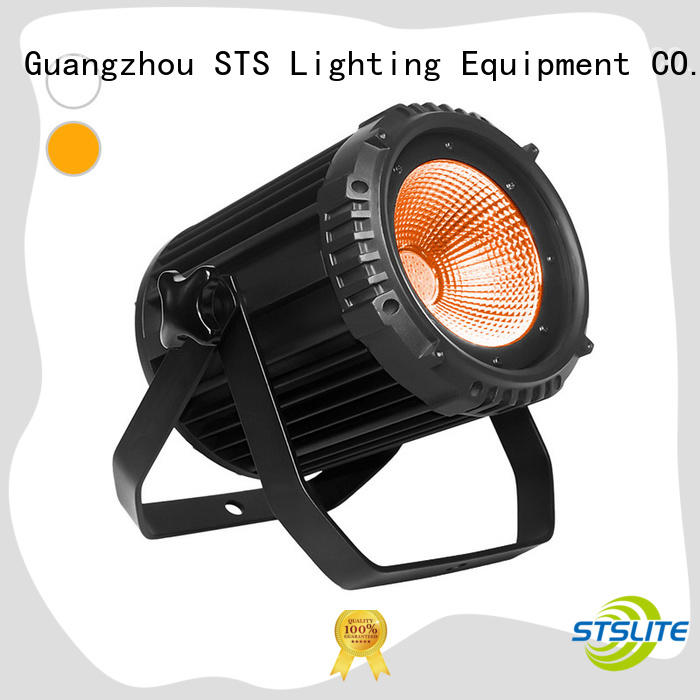 compact size led flat par can 5pcs dj for stage