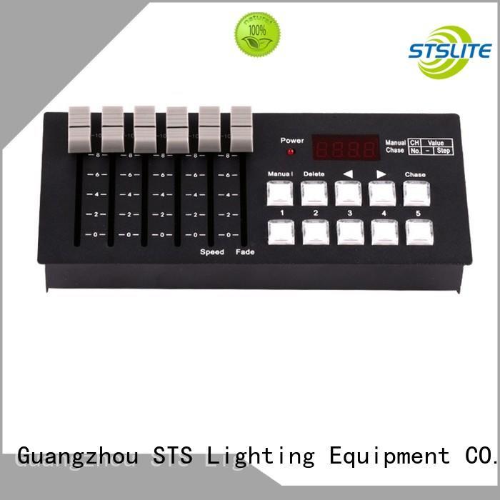 STSLITE voltage software dmx system for lightting