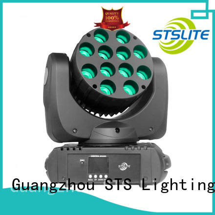 20w mini moving head wash 7pcs for TV studio, STSLITE