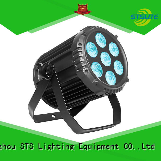 professional par led zoom effect for outdoors