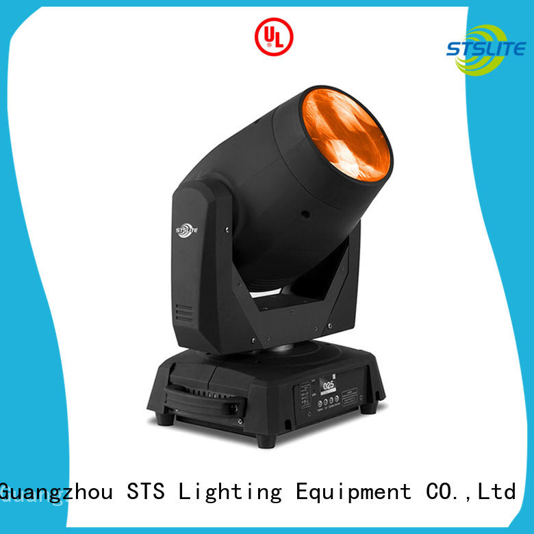 STSLITE stage 7r beam moving head 75W LED for family party
