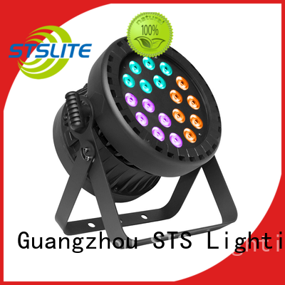 STSLITE compact size par can lights creative for events