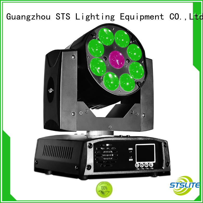 stage mini moving head wash 4pcs for live show STSLITE