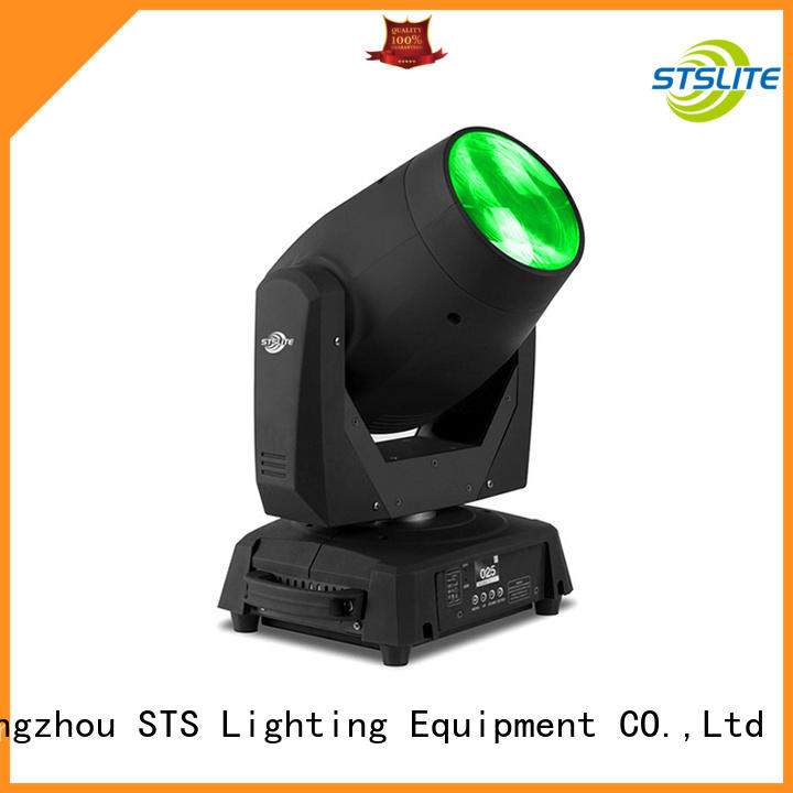 convenient installed best moving heads effect head spot for family party