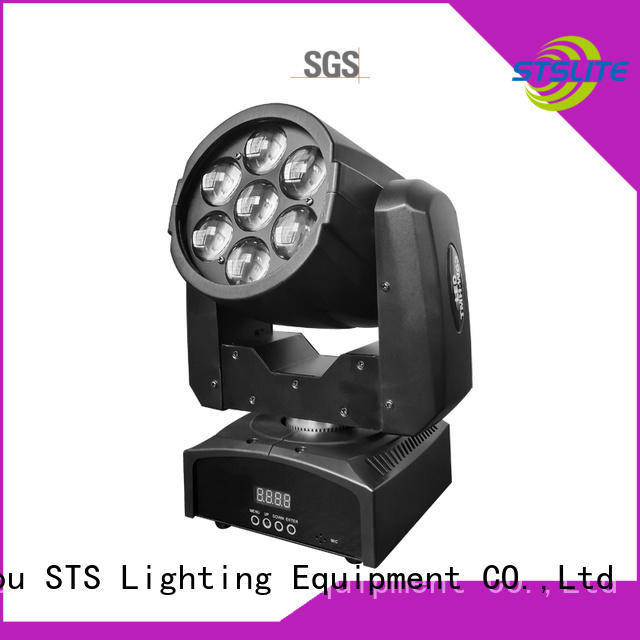 STSLITE brightness led wash lights supply for discotheques
