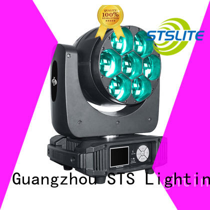 STSLITE osram led moving form China for discotheques