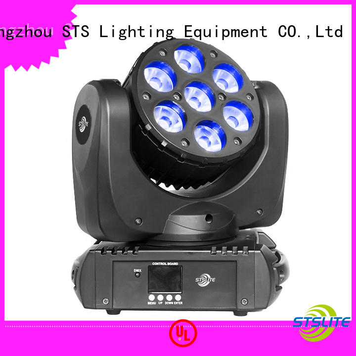 rich saturated colours moving heads 4pcs factory price for live show