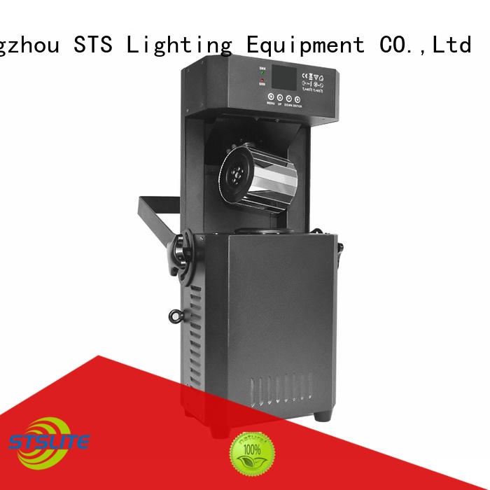 STSLITE changeable dmx scanner effect light