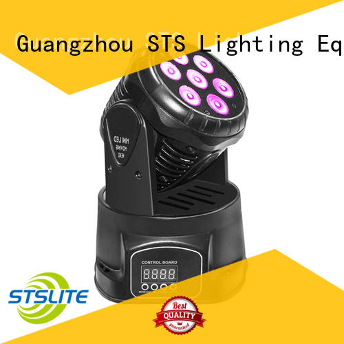 dj stage wash lighting factory price for live show