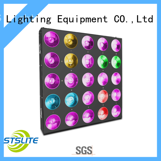 perfect led matrix licht equipped fixture for disco