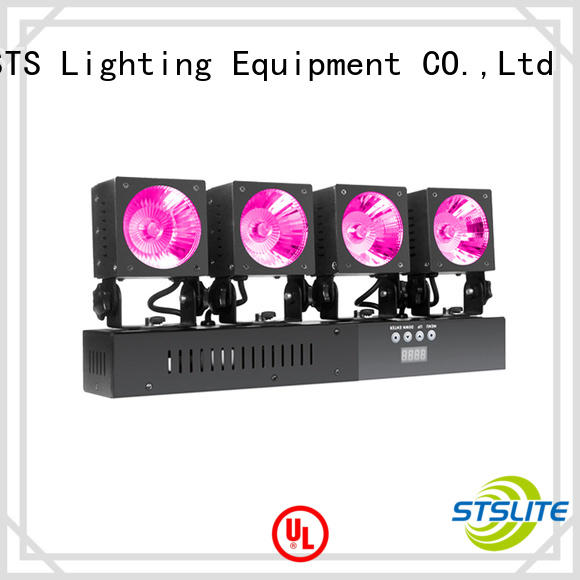 STSLITE electronic stage lighting blinders optional for stage