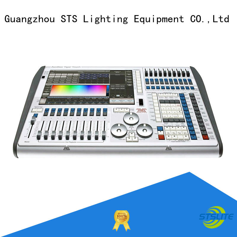 electronic dmx booster 2048 programming for lightting