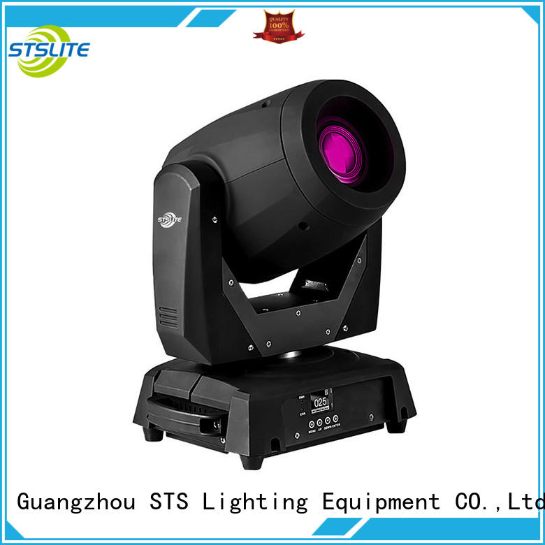 200W LED mini moving head spot factory price for theaters STSLITE