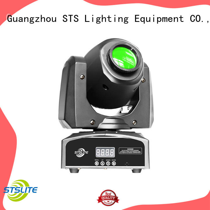 STSLITE beam led par auto-mode for churches