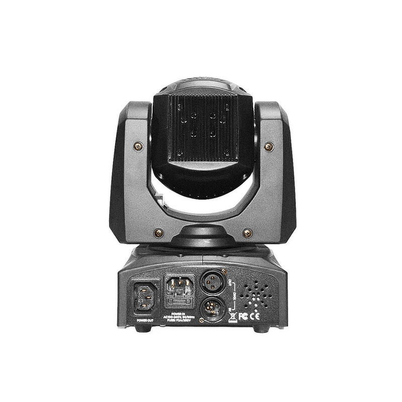 Mini Moving Head Spot LED_M SPOT 30 Mini 30W LED DJ party lighting