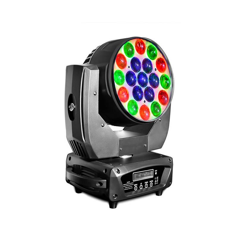 STSLITE dj led moving wash lights maker for live show