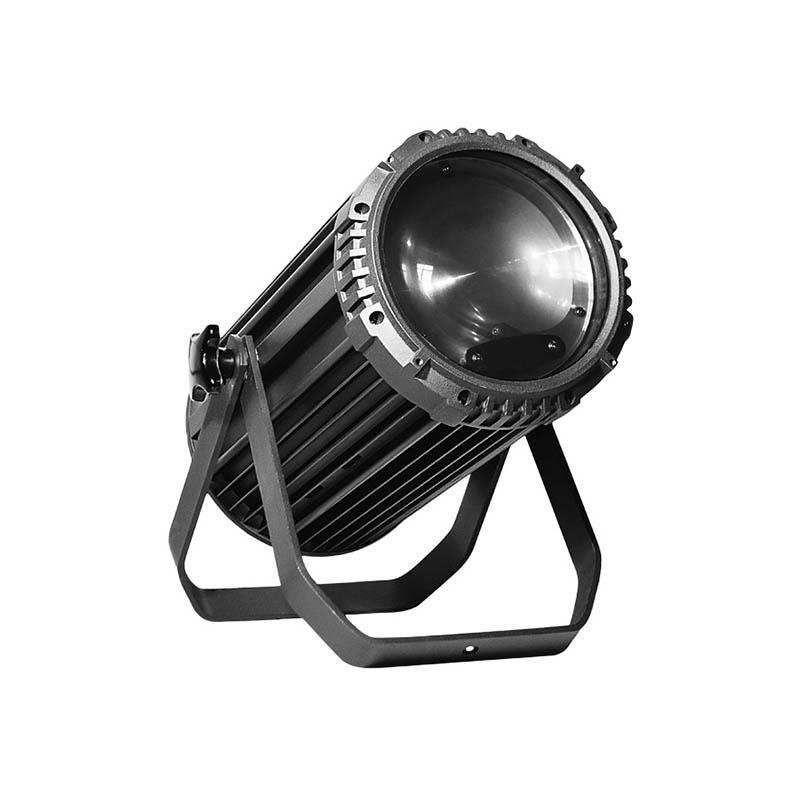 COB PAR Light_C PAR 300Z  200W COB White / RGB / RGBW  LED Zoom PAR Wash Light