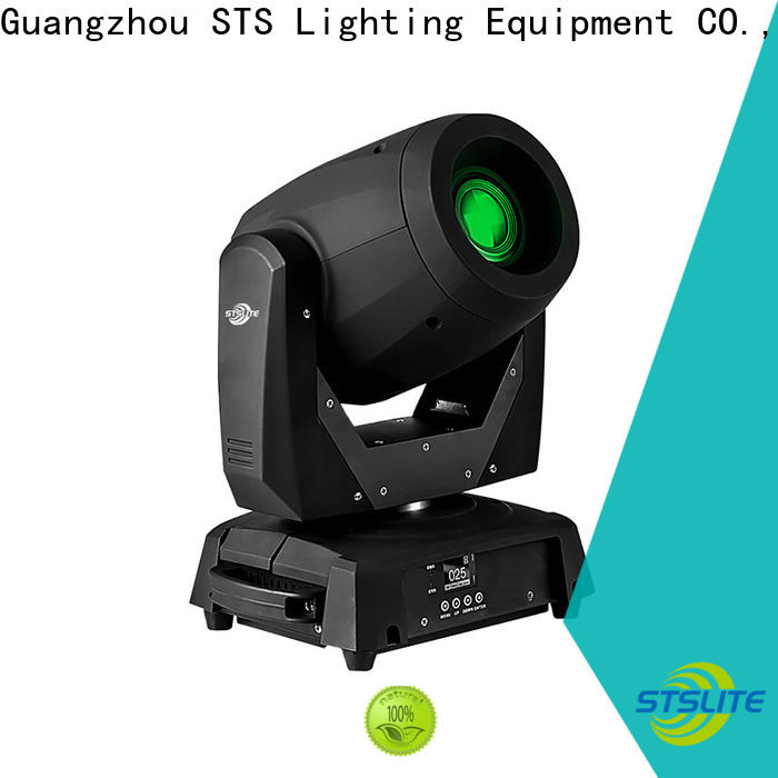 STSLITE 200W LED dj moving head lights lighting for theaters