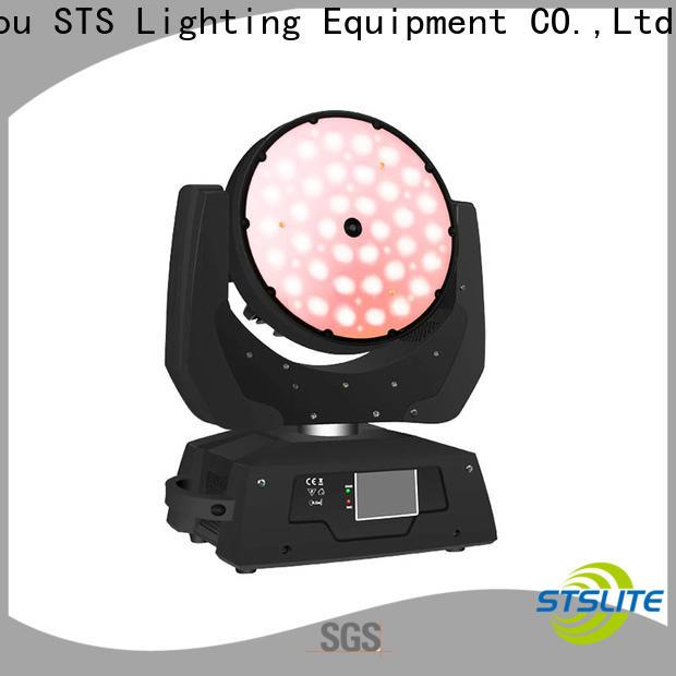 STSLITE electronic best moving heads lighting for TV studio,
