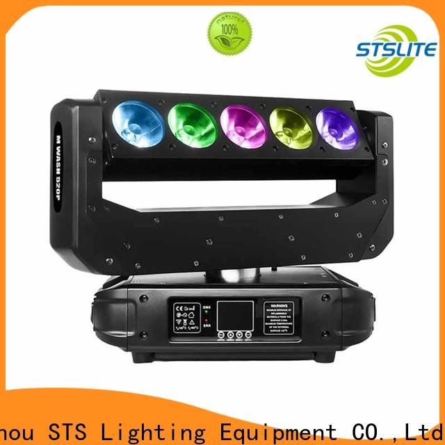 STSLITE electronic par 36 led factory price for TV studio,