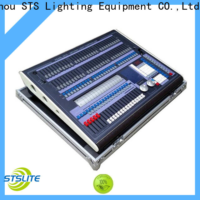STSLITE convenient moving head light controller interface for steuerung