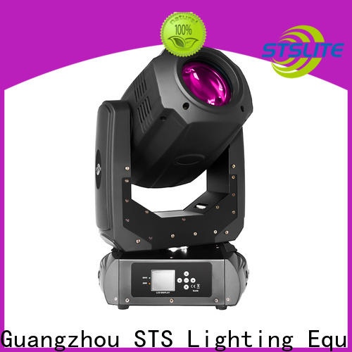 STSLITE clear pattern mini moving lighting for concerts