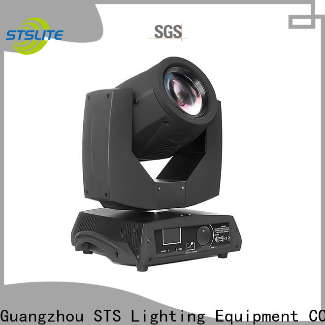 convenient installed moving head beam spot light sharpy for nightclubs