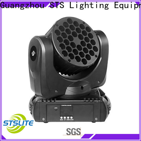 professional wash light headmoving factory price for live show