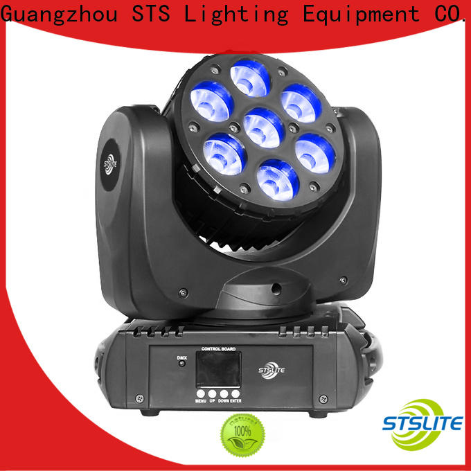 STSLITE electronic moving wash lights factory price for theatre,