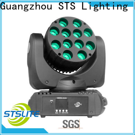 brightness outdoor moving head w8 factory price for discotheques
