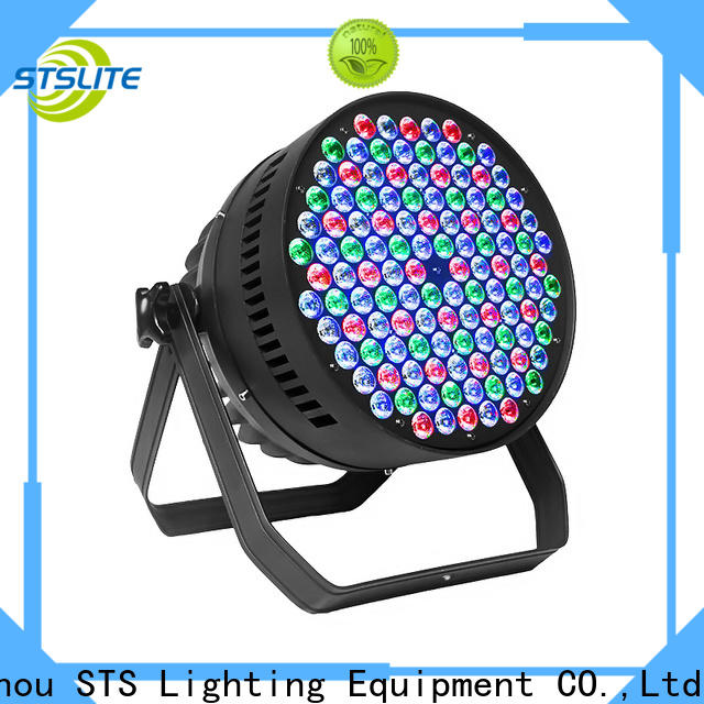 STSLITE compact size rgb par light creative for outdoors