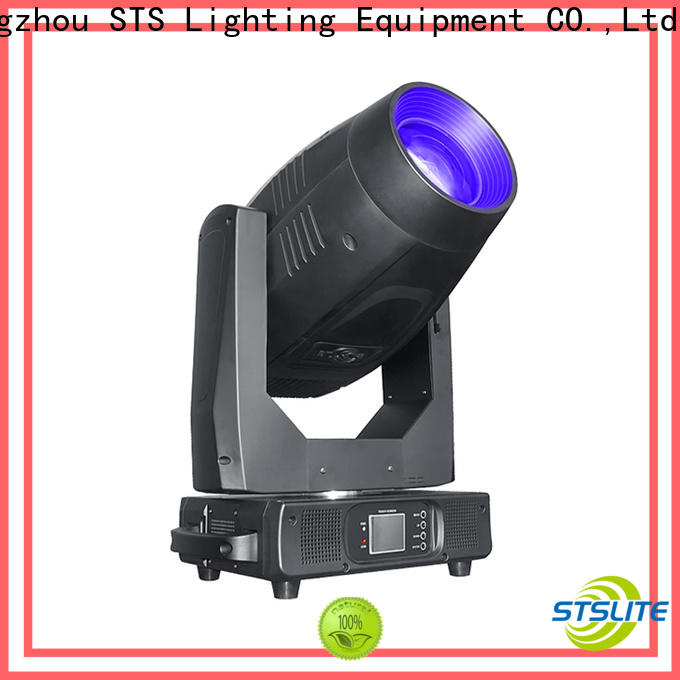 STSLITE hybrid moving light fixture factory price for theaters