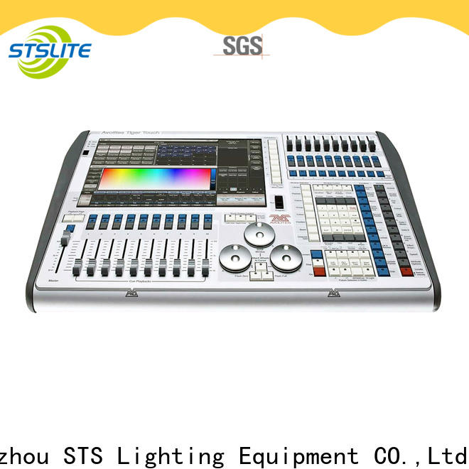 STSLITE 2048 dmx light controller price programming for software