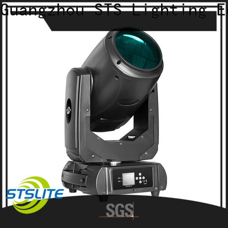 STSLITE color wheel led beam moving head 75W LED for big performance