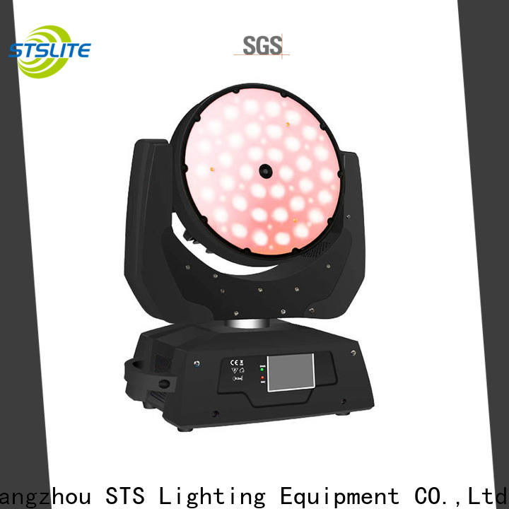STSLITE 7pcs moving beam light lighting for discotheques