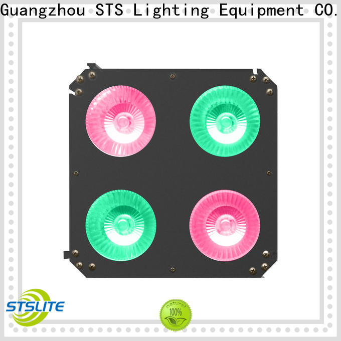 electronic audience light 5pcs fixture for club