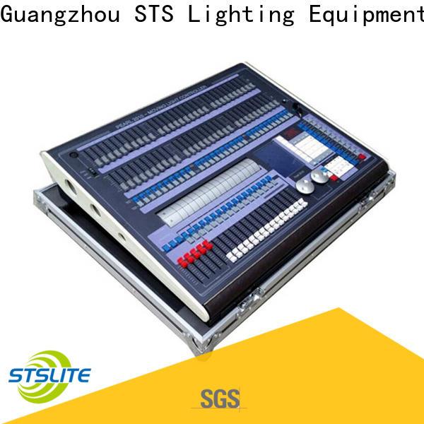 electronic portable dmx controller controller interface for splitter