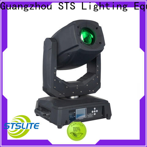 STSLITE rich pattern moving beam light auto-mode for nightclubs