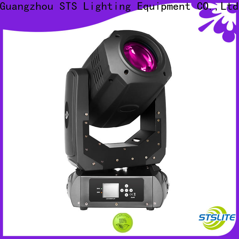 clear pattern led beam light 75w factory price for nightclubs