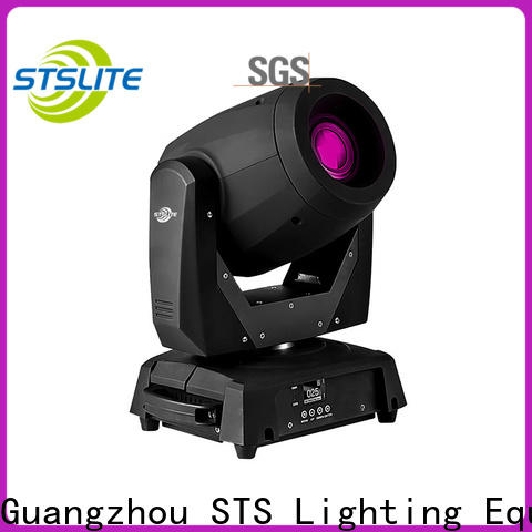 STSLITE rich color moving spotlights factory price for churches