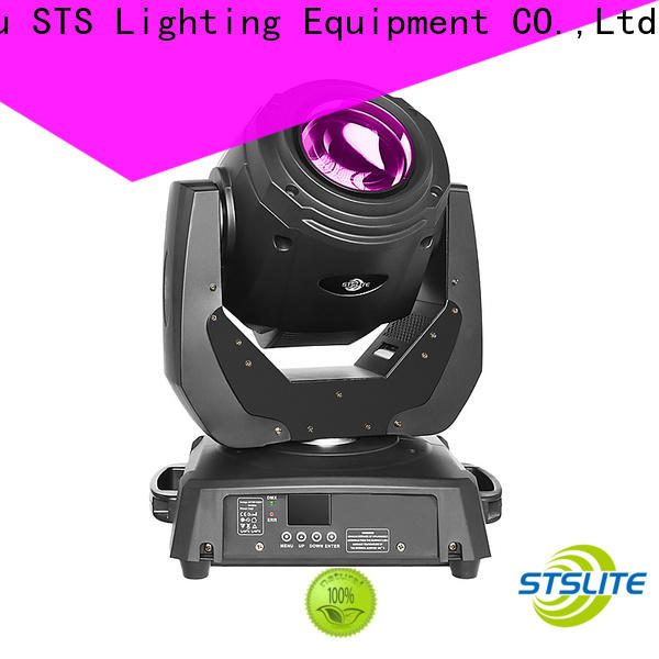 convenient installed led beam moving head head head spot for nightclubs