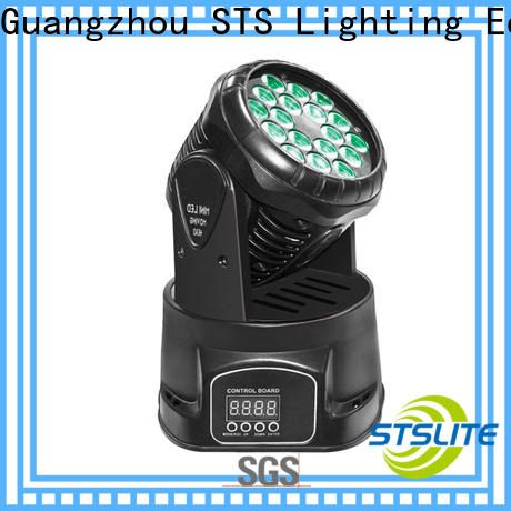 STSLITE 8w led moving head wash light form China for theatre,
