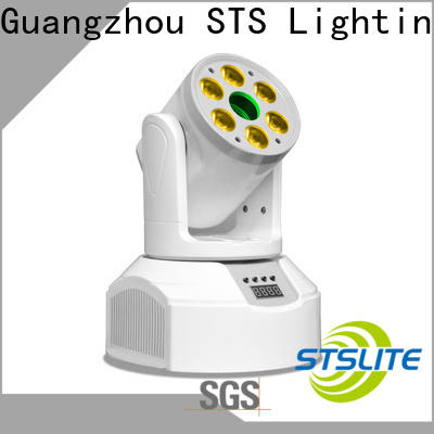 STSLITE rich saturated colours dj moving heads supply for theatre,